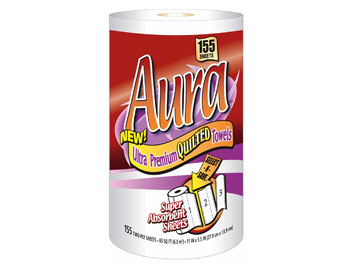 Aura - Select-A-Size Towel 155ct