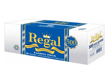 Regal - Lunch Napkin (Sleeve) 500ct